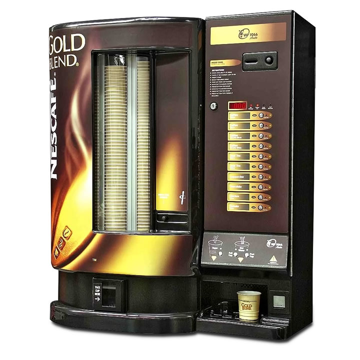 Hot Drink Machines For The Home
