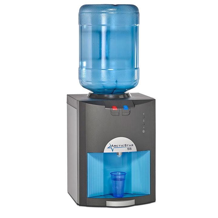Water Cooler Coffee Maker Combo : Nottingham Derby Water Dispenser Cooler Arctic Star 55