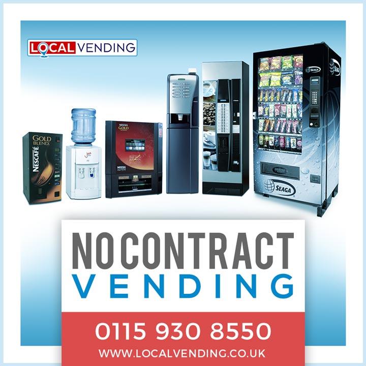 vending machine contract
