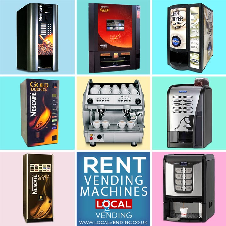 rent a vending machine